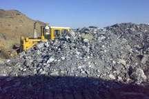 بزودی معدن منگنزاسپکه سراوان به بهره برداری می رسد
