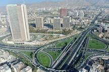 گسل جدید تهران در بین بزرگراههای همت و حکیم