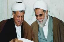 پیام تسلیت ناطق نوری برای درگذشت آیت الله هاشمی رفسنجانی