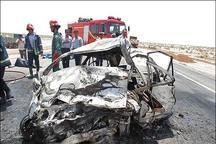 کشته و زخمیشدن بیش از 4 هزار نفر در حوادث رانندگی کهگیلویه و بویراحمد