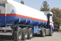 افزون بر47 هزار لیتر سوخت قاچاق در بروجرد توقیف شد