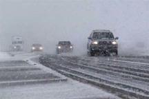 پیش بینی بارش برف وکاهش دما در قزوین