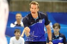 سرمربی تیم ملی والیبال فنلاند : بازیکنانم باور داشتند که می توانند برنده شوند
