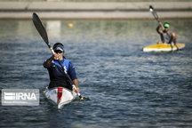 درخشش قایقرانان گیلانی در المپیاد آبهای آرام دختران کشور