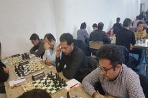 مسابقات شطرنج قهرمانی آذربایجان غربی در ارومیه پایان یافت