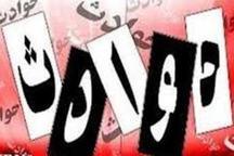 2 نفر بر اثر برق گرفتگی و خفگی در  آب، در نجف آباد اصفهان جان باختند