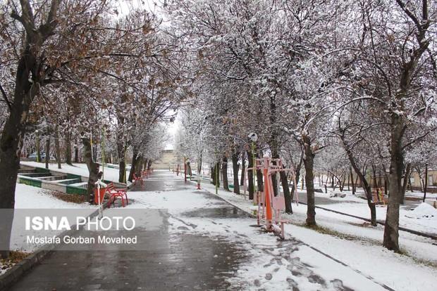 نفوذ سامانه بارشی جدید از اواخر روز یکشنبه به آذربایجان شرقی