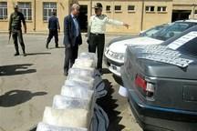 حدود700 کیلوگرم مواد مخدر در خوزستان کشف شد