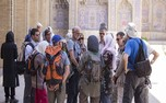 گردشگران در ایران محدودیت هایی دارند
