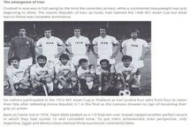 AFC در تمجید از تیم دهه 1970 ایران: آنها بر فوتبال آسیا سلطه کامل داشتند/ تنها آرژانتین، مکزیک و مصر چنین افتخاری در جهان دارند + عکس