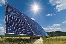 بهره برداری از بزرگترین نیروگاه خورشیدی کشور