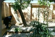بیت تاریخی معمار کبیر انقلاب در خمین غبارروبی شد