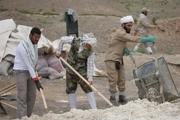 655 جهادگر از قم به سیل زدگان امداد رسانی کردند