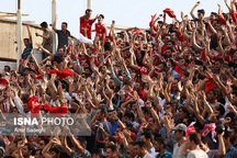 حسینی: باشگاه تراکتورسازی، پشت کیانی است