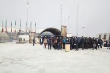 عبور بیش از 225هزار زائر اربعین از گذرگاه مرزی چذابه