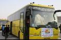 300 دانش آموز دیر بوشهر به اردوهای راهیان نور اعزام شدند