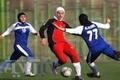 هفته پایانی نیمفصل لیگ برتر فوتبال بانوان  بانوان خیبر در خرمآباد 6 تایی شدند