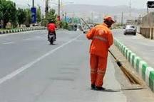 گلایه شهردار چایپاره از عدم همکاری شهروندان در نظافت شهری