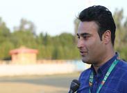 نظرمحمدی: اجازه نمیدهم تیمم را نقد غیرفنی کنند