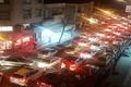 عکس  ادامه معضل ترافیک در محدوده مرکزی ارومیه و نیاز به چارهاندیشی مسئولان