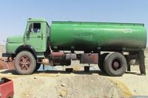 13 هزار لیتر سوخت قاچاق در قزوین کشف شد