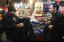 نظارت همه جانبه بر فروش کالاهای عید در اردبیل
