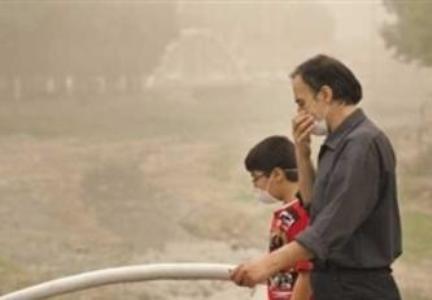 برنامه مقابله با گرد و غبار در آران و بیدگل، اردستان، کاشان و نایین تصویب شد