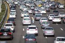 بیش از 28 میلیون تردد در جاده های استان البرز ثبت شد