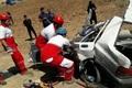 حادثه رانندگی در جاده ازنا - شازند 2 کشته بر جا گذاشت