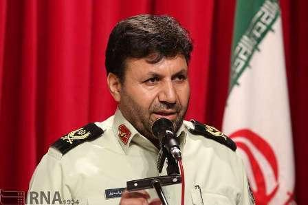 طرح انتظامی کوثر در جنوب و شرق کرمان آغاز شد