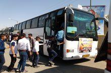 آغاز اعزام 11 هزار دانش آموز مازندرانی به مناطق عملیاتی دفاع مقدس