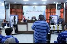 نهمین جلسه دادگاه رسیدگی به اتهامات شرکت پدیده برگزار شد
