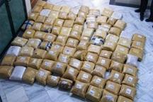 بیش از 6 تن مواد مخدر در خوزستان کشف شد