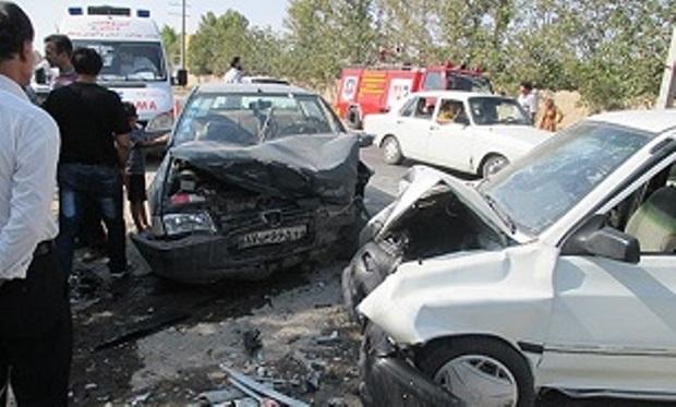 حادثه رانندگی در اصفهان یک کشته برجاگذاشت