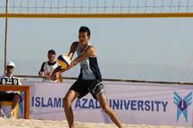 والیبال ساحلی نیازمند بکارگیری مربی خارجی است