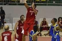 بسکتبالیست هرمزگانی تیم ملی کشورمان در رقابتهای جهانی را همراهی می کند