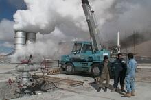 اختلاف مالی موجب تعطیلی نیروگاه زمین گرمایی مشگین شهر شد