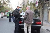 برخورد پلیس راهور با تخلف ساکن تشدید شد