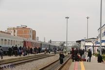 رشد سفرهای نوروزی با قطارهای مسافری نشان از اعتماد مردم به راهآهن دارد