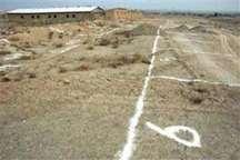 168 هکتار زمین در رفسنجان به متقاضیان واگذار شد