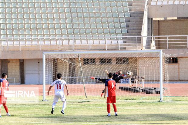 پیگیری مسابقات فوتبال لیگ برتر نوجوانان گیلان با انجام پنج بازی