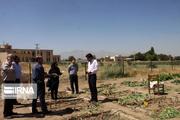 شرکت ۱۰۵ مجری طرحهای خودکفایی بهاباد در کلاس آموزشی