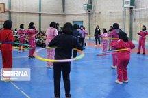 المپیاد ورزشی درونمدرسهای خراسان شمالی افتتاح شد