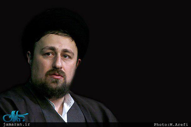 تسلیت سید حسن خمینی به محمدعلی سبحانی