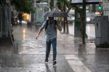 بارش باران در ایوان به مرز 600 میلی متر رسید