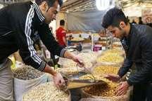 نمایشگاه عرضه مستقیم کالای بهاره در مشهد گشایش یافت