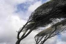 تند باد و گرد و خاک پدیده غالب سه روز آینده در استان مرکزی