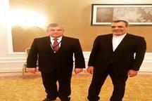 دیدار سه ساعته نماینده ویژه پوتین در امور سوریه با جابری انصاری