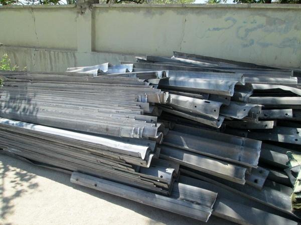 کشف محموله آهن به ارزش 2 میلیارد ریال در البرز   5 سارق دستگیر شدند