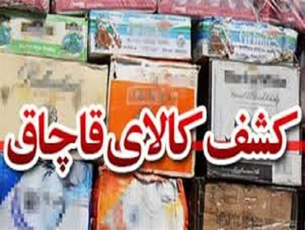 سه محموله کالای قاچاق در سروآباد کشف و ضبط شد